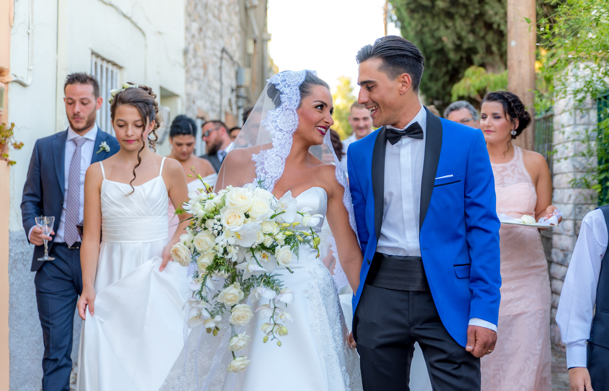 Wedding in Chios | Eleni & Konstantinos