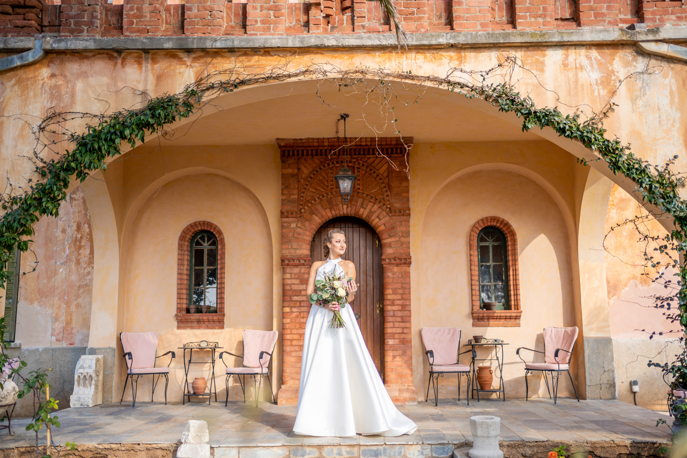 Wedding Inspiration at Pyrgos Melissourgou