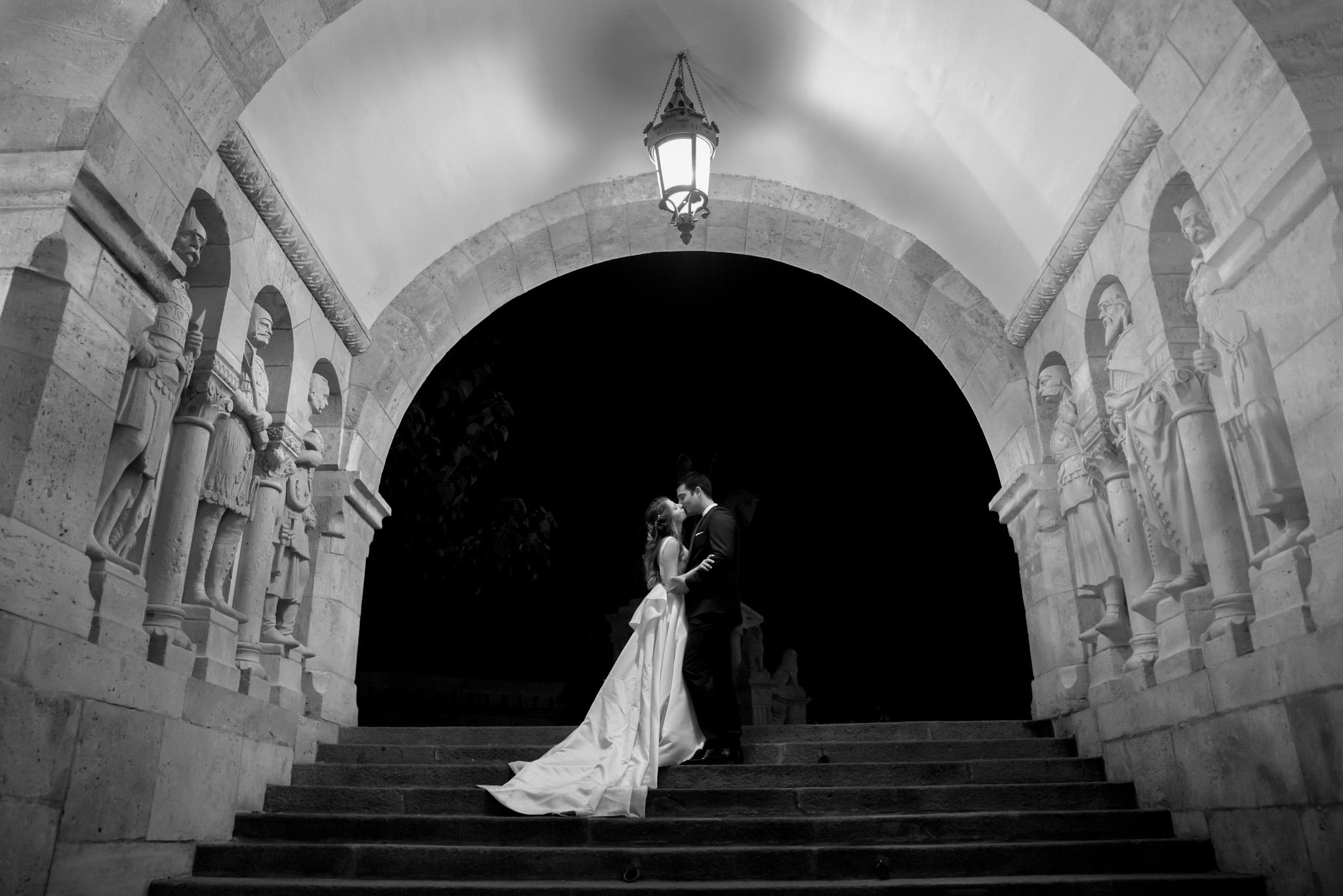Elegant Wedding | Next Day in Budapest | Eirini & Konstantinos