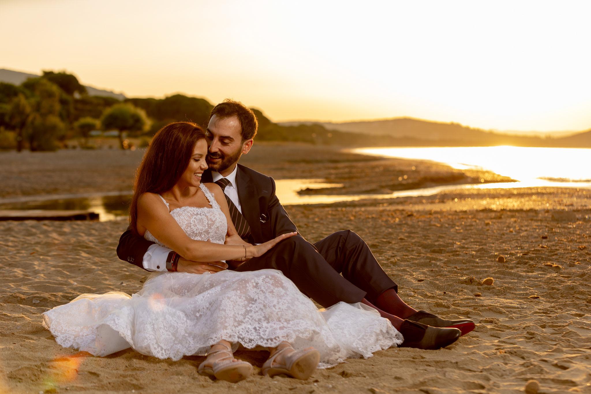 Wedding in Vouliagmeni Lake