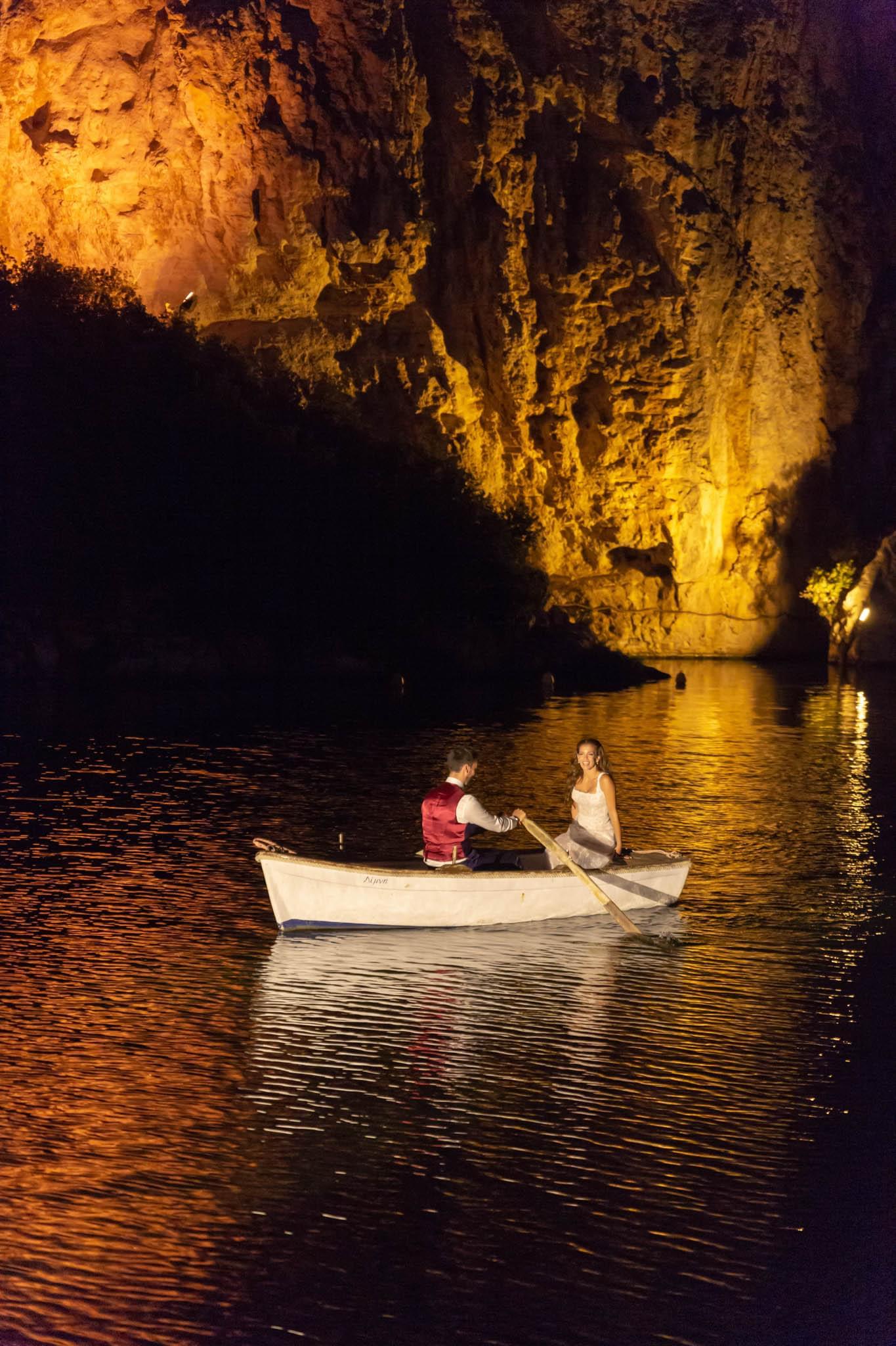 Marianna & Gabriel | Vouliagmeni Lake