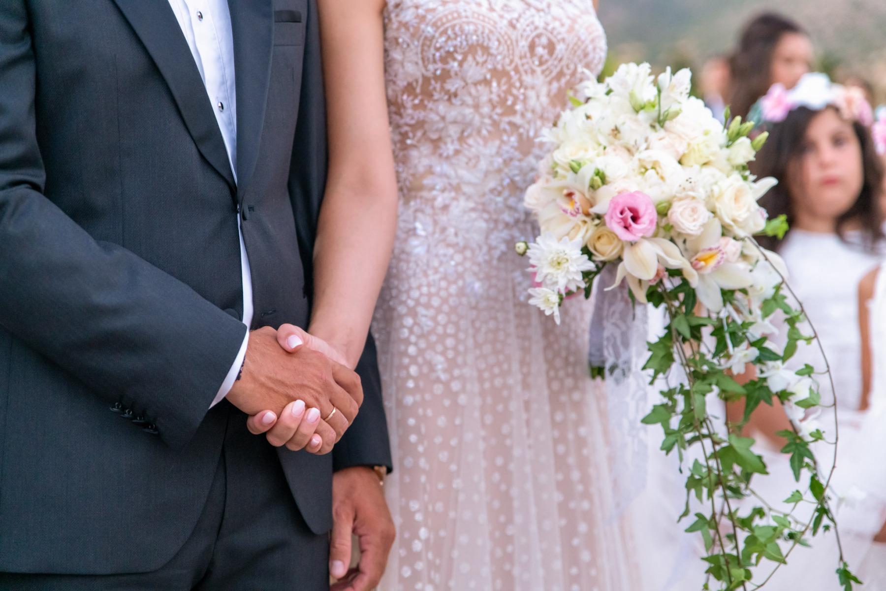 Fairytale Wedding at Pyrgos Melissourgou