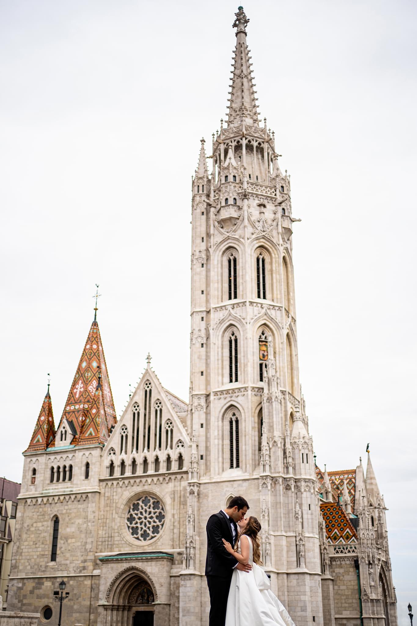 Eirini & Konstantinos | Budapest