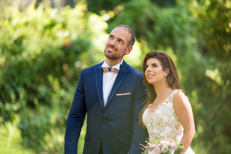 Romantic wedding – Konstantina & Konstantinos